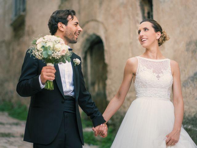 Il matrimonio di Federica e Salvatore a Grottaminarda, Avellino 43