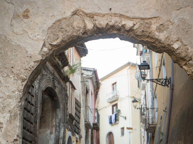 Il matrimonio di Federica e Salvatore a Grottaminarda, Avellino 44