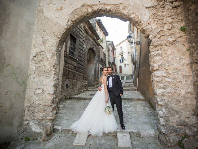 Il matrimonio di Federica e Salvatore a Grottaminarda, Avellino 45