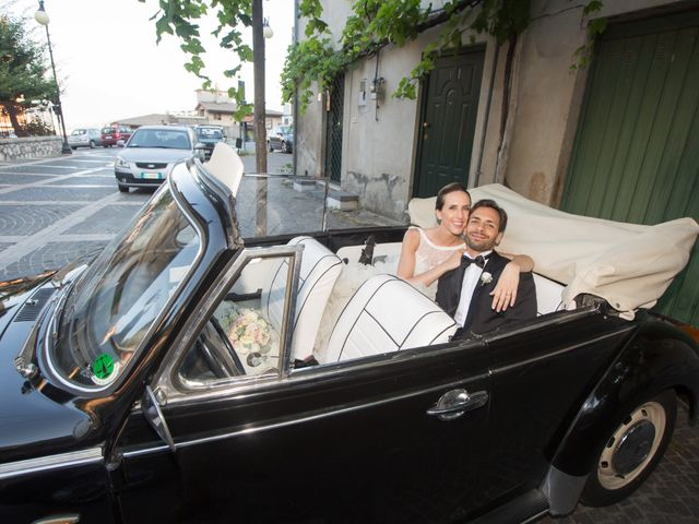 Il matrimonio di Federica e Salvatore a Grottaminarda, Avellino 47