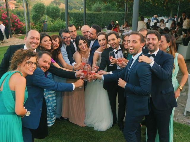 Il matrimonio di Federica e Salvatore a Grottaminarda, Avellino 49