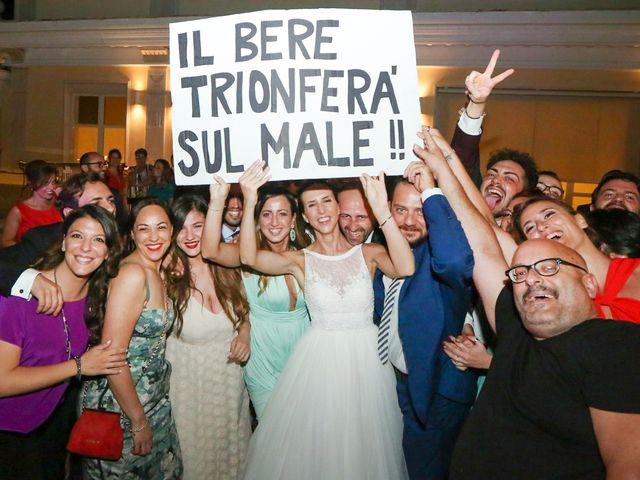 Il matrimonio di Federica e Salvatore a Grottaminarda, Avellino 56