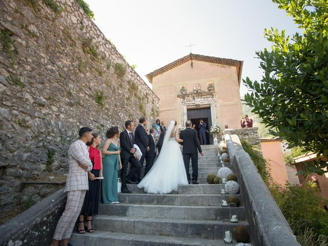 Il matrimonio di Federica e Salvatore a Grottaminarda, Avellino 72