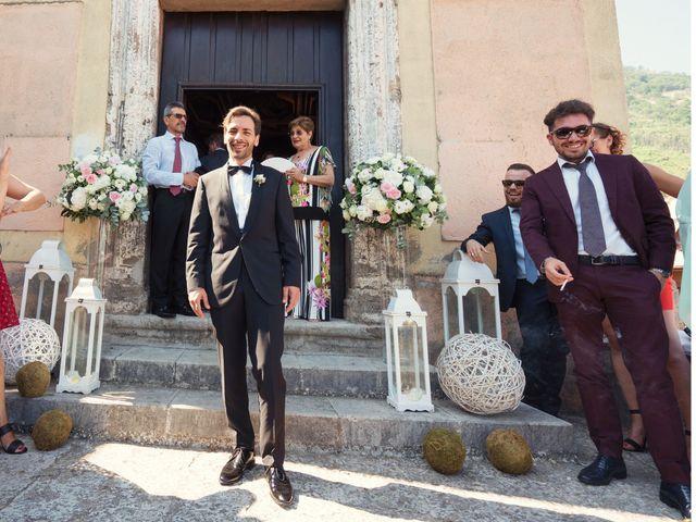 Il matrimonio di Federica e Salvatore a Grottaminarda, Avellino 77