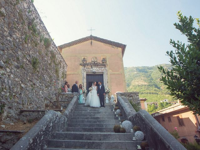 Il matrimonio di Federica e Salvatore a Grottaminarda, Avellino 78