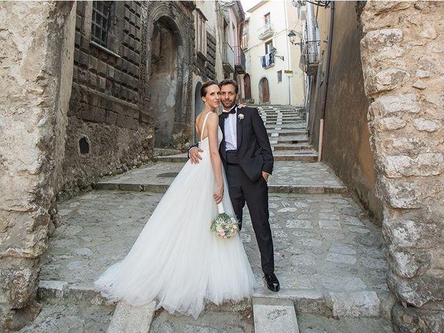 Il matrimonio di Federica e Salvatore a Grottaminarda, Avellino 79
