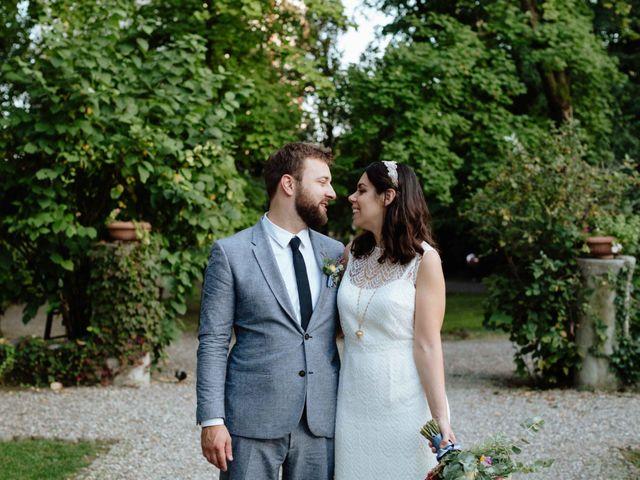 Il matrimonio di Francesco e Veronica a Como, Como 36