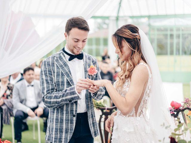 Il matrimonio di Marco e Claudia a Porto Mantovano, Mantova 22