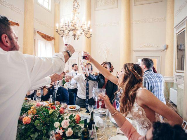 Il matrimonio di Marco e Claudia a Porto Mantovano, Mantova 42