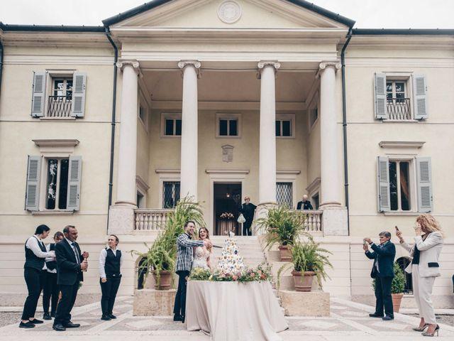 Il matrimonio di Marco e Claudia a Porto Mantovano, Mantova 43