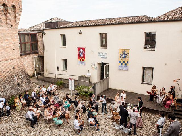 Il matrimonio di Massimo e Laura a Castel Bolognese, Ravenna 5