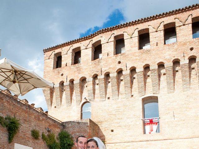 Il matrimonio di Massimo e Laura a Castel Bolognese, Ravenna 6