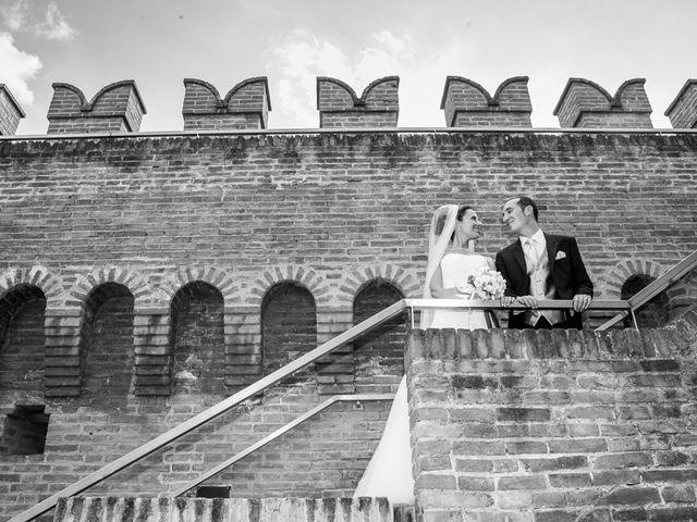Il matrimonio di Massimo e Laura a Castel Bolognese, Ravenna 7