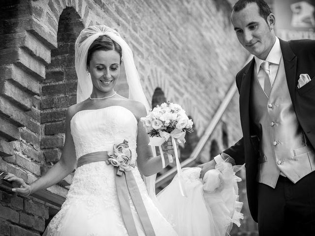 Il matrimonio di Massimo e Laura a Castel Bolognese, Ravenna 8