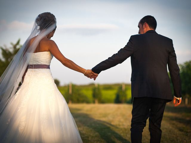 Il matrimonio di Massimo e Laura a Castel Bolognese, Ravenna 13
