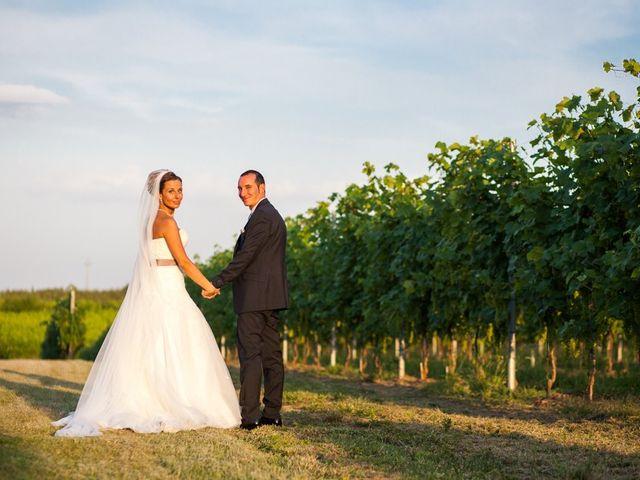Il matrimonio di Massimo e Laura a Castel Bolognese, Ravenna 14