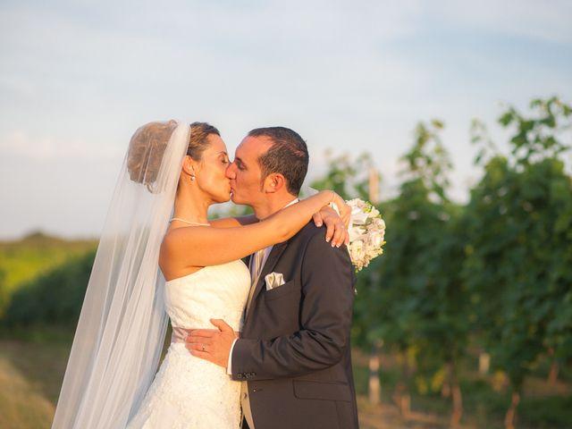 Il matrimonio di Massimo e Laura a Castel Bolognese, Ravenna 16