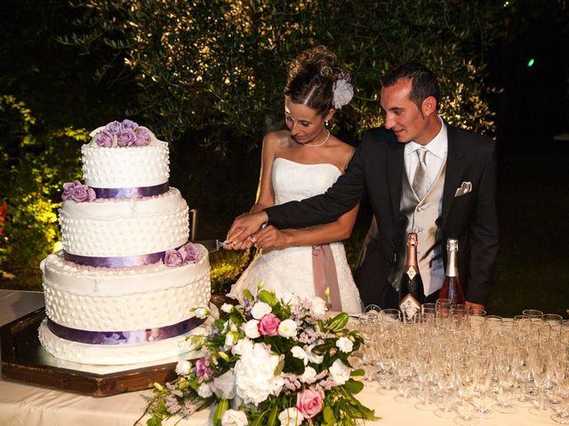 Il matrimonio di Massimo e Laura a Castel Bolognese, Ravenna 32
