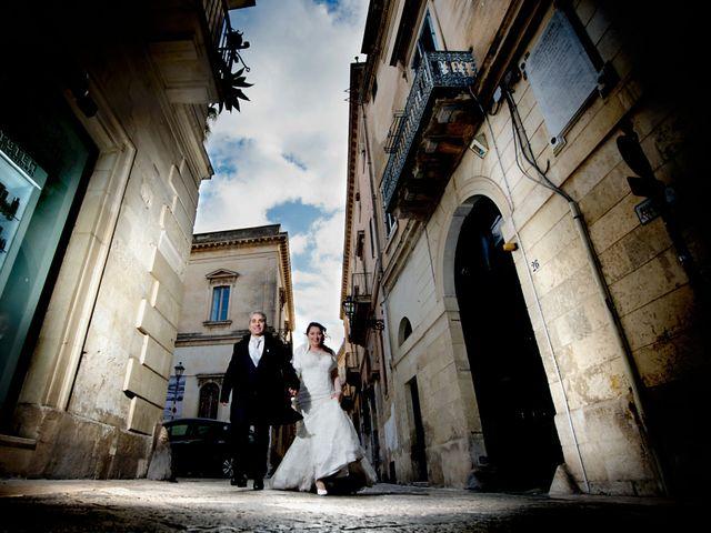 le nozze di Alessandra e Piero