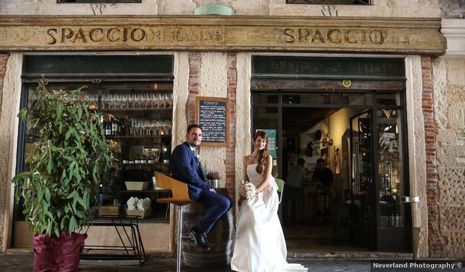 Il matrimonio di John e Carlotta a Vicenza, Vicenza