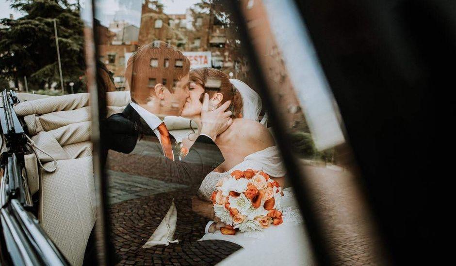 Il matrimonio di Lucas e Elena a Bologna, Bologna