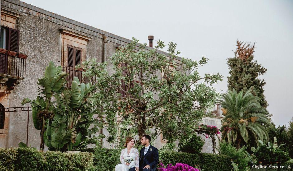 Il matrimonio di Andrea e Martina a Noto, Siracusa