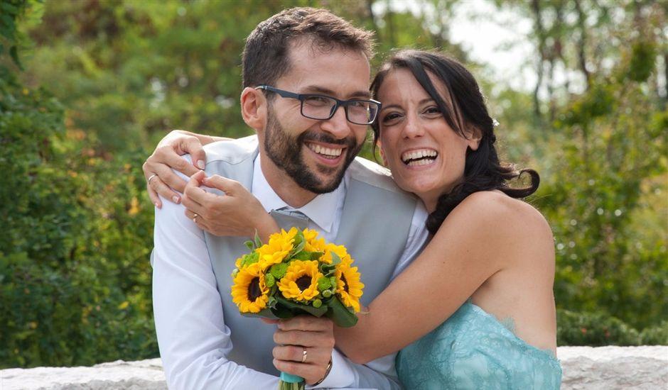 il matrimonio di andrea e beatrice a treviso treviso