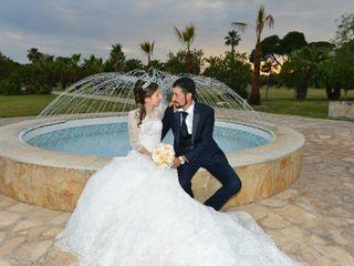 Le nozze di Clarissa e Mirko