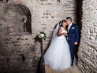 Le nozze di Jasmine e Alberto