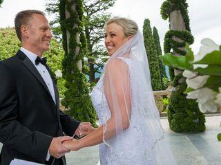 Le nozze di Nicole e Robert