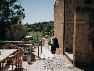 Le nozze di Claudia e Andrea 1