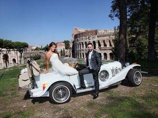 Le nozze di Veronica e Marco
