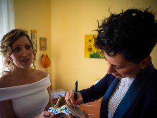 Le nozze di Sara e Roberto 1