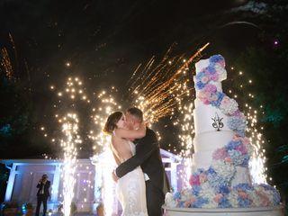 Le nozze di Vincenzo e Arianna