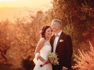 Le nozze di Antonio e Carola