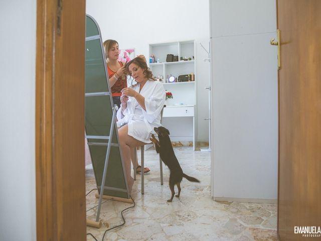 Il matrimonio di Julien e Vanessa  a Veglie, Lecce 3