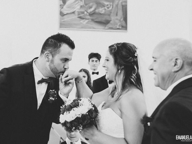 Il matrimonio di Julien e Vanessa  a Veglie, Lecce 7