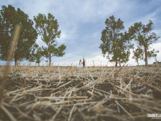 Il matrimonio di Julien e Vanessa  a Veglie, Lecce 8