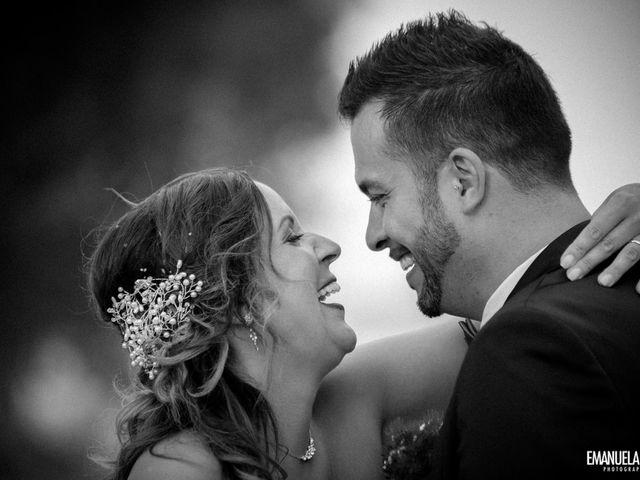 Il matrimonio di Julien e Vanessa  a Veglie, Lecce 11
