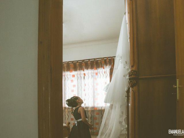 Il matrimonio di Julien e Vanessa  a Veglie, Lecce 13