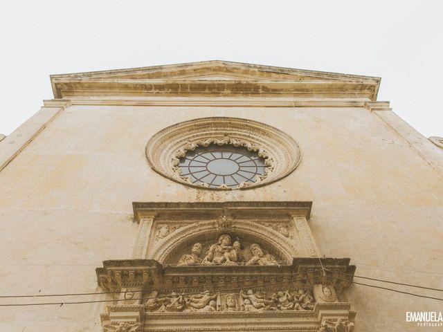 Il matrimonio di Julien e Vanessa  a Veglie, Lecce 15