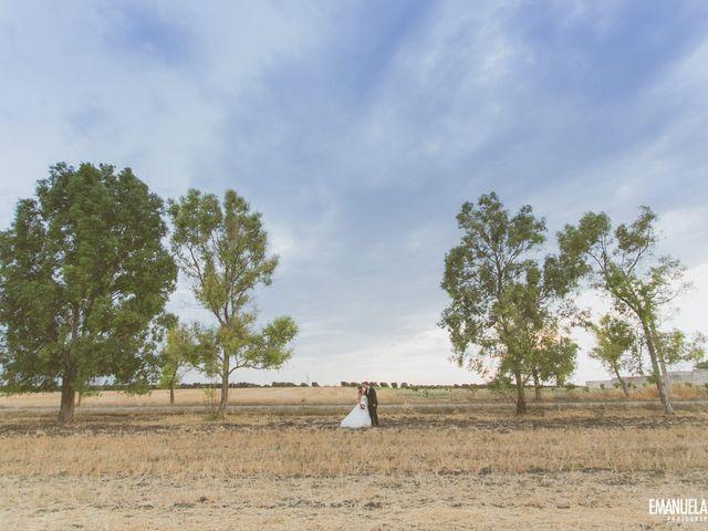 Il matrimonio di Julien e Vanessa  a Veglie, Lecce 16