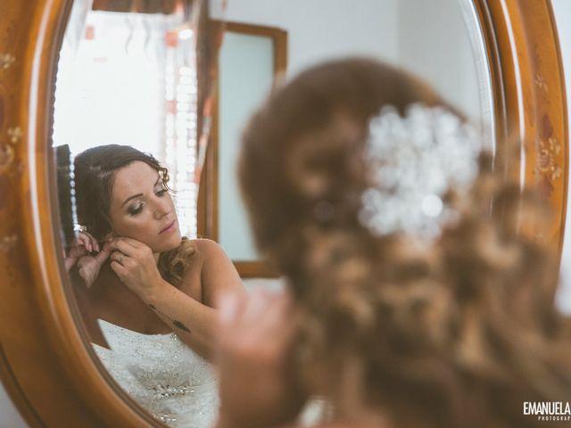 Il matrimonio di Julien e Vanessa  a Veglie, Lecce 17