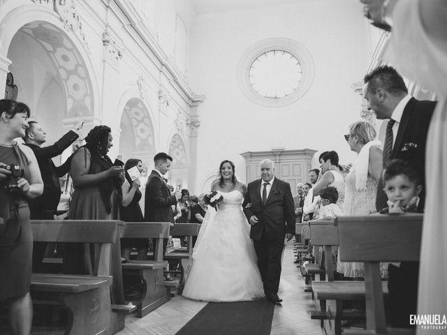 Il matrimonio di Julien e Vanessa  a Veglie, Lecce 18