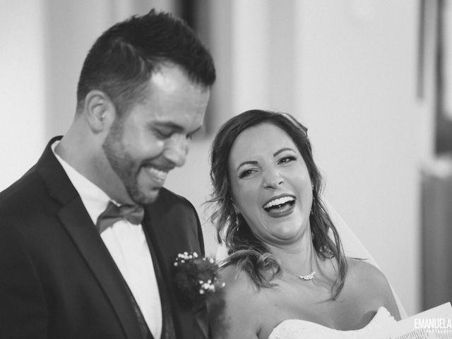 Il matrimonio di Julien e Vanessa  a Veglie, Lecce 19