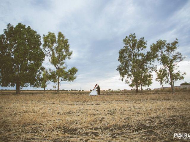Il matrimonio di Julien e Vanessa  a Veglie, Lecce 20