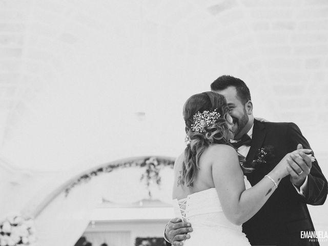 Il matrimonio di Julien e Vanessa  a Veglie, Lecce 25