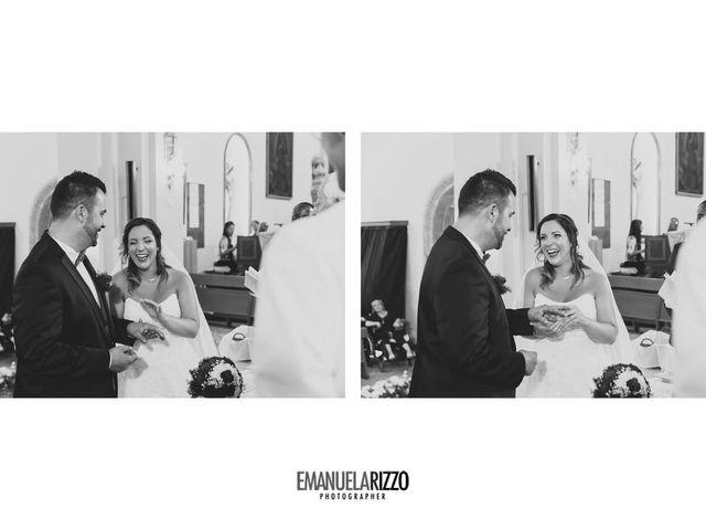 Il matrimonio di Julien e Vanessa  a Veglie, Lecce 29