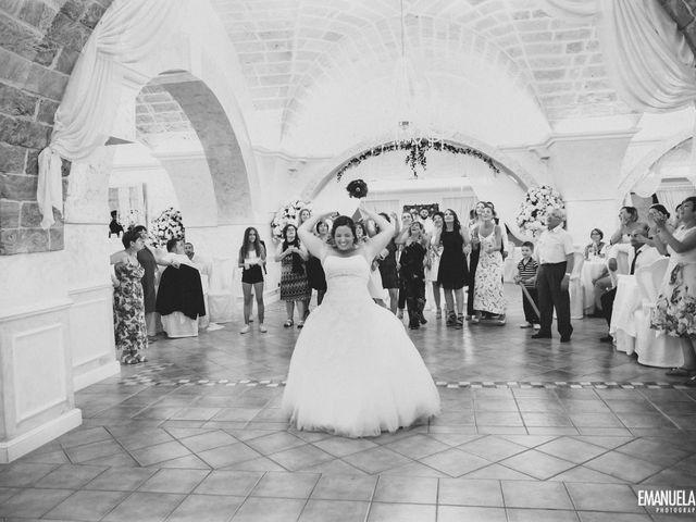 Il matrimonio di Julien e Vanessa  a Veglie, Lecce 31