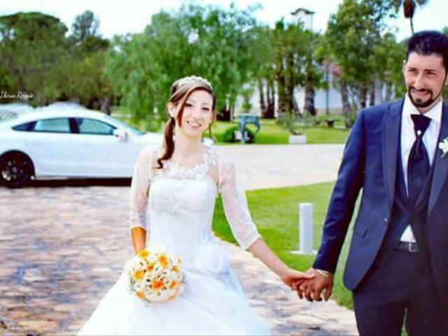 Il matrimonio di Mirko e Clarissa a Sava, Taranto 2